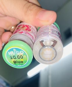 Lens hugo blue