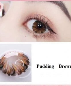 Lens Pudding Brown