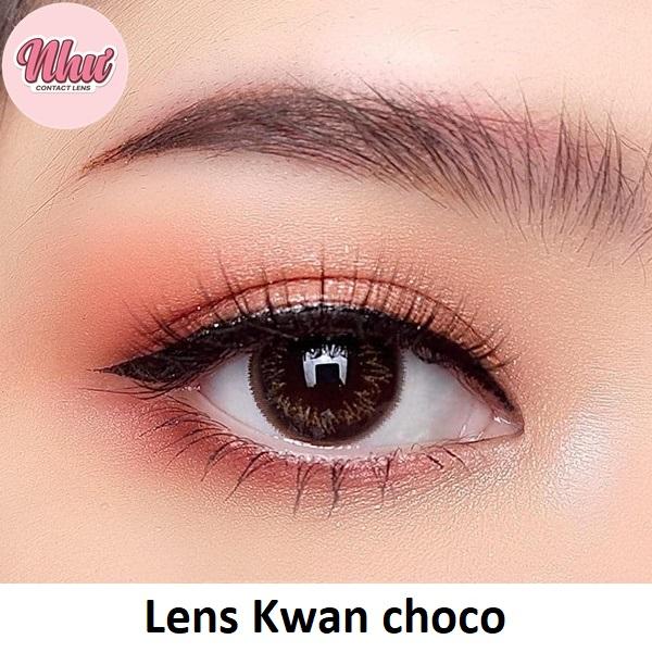 Lens kwan choco