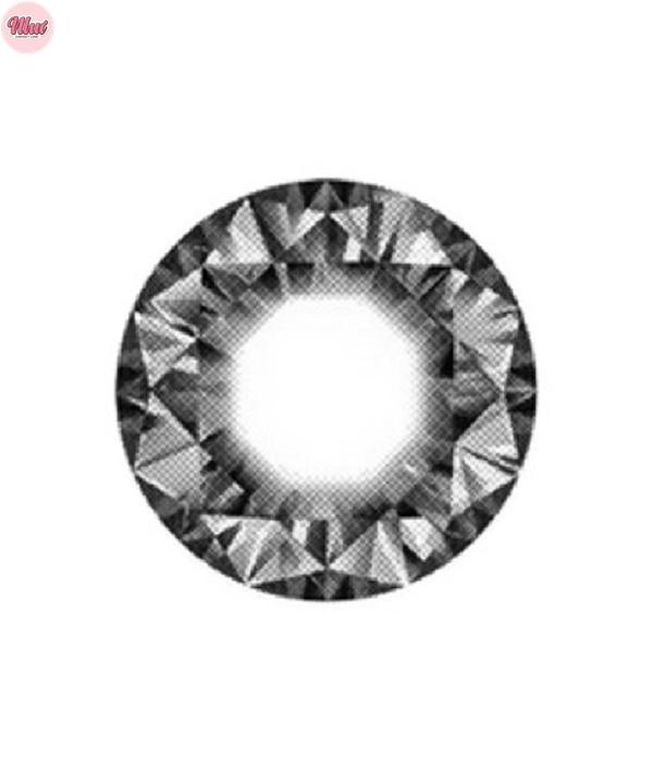 lens diamond black