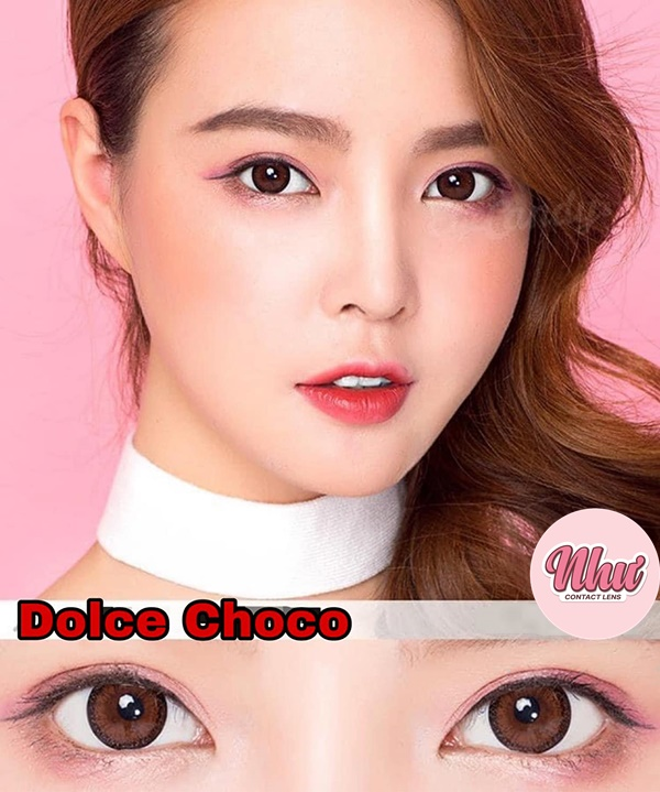 Lens dolce choco
