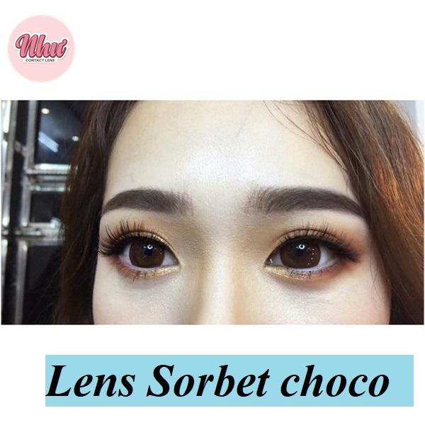 sorbet choco