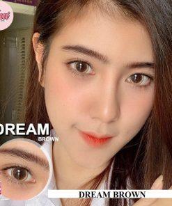 lens dream brown