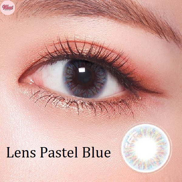 Lens Pastel Blue