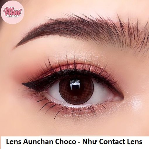 Lens aunchan choco