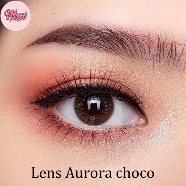 Lens aurora choco