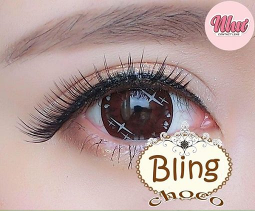 Bling choco lens