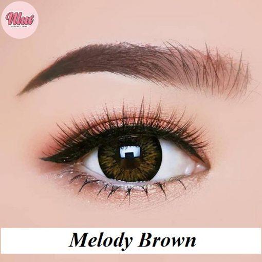 Lens Melody Brown
