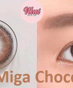 Lens miga choco