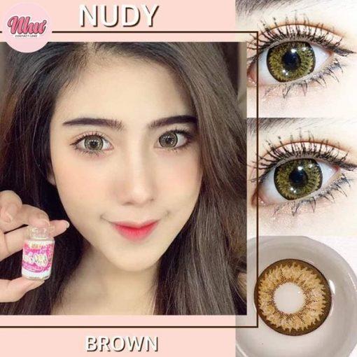 nudy brown