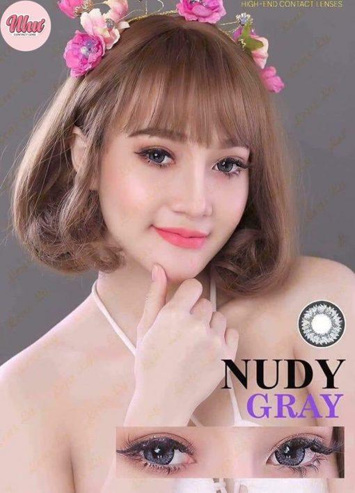Nudy gray