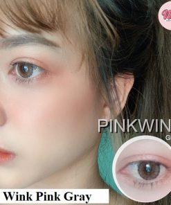 Lens Wink Pink Gray