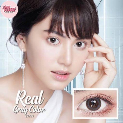 Lens Real Gray