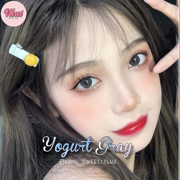 Lens Yogurt Gray