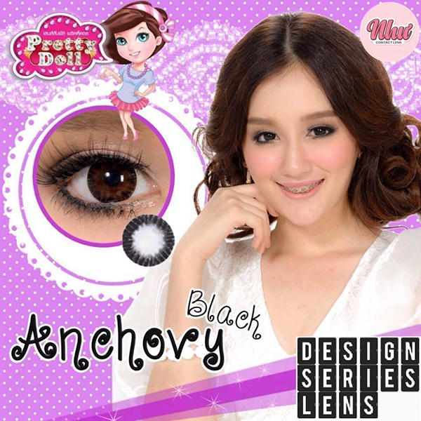 Lens Anchovy Black