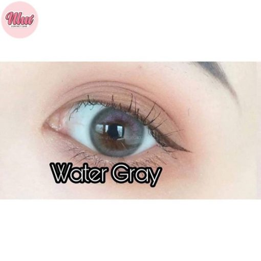 Lens water gray